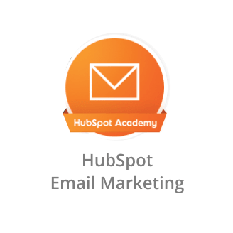 HubSpot Academy Certificate in Email Marketing