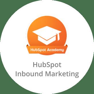HubSpot Academy Certificate in Inbound Marketing