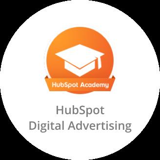 HubSpot Digital Advertising Certificate